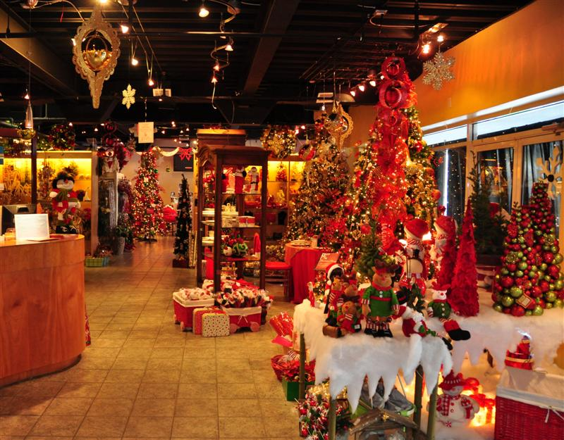 Cayman's Only Enchanted Christmas Store Opens! Let the Season of Goodwill Begin