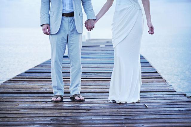 Rain Or Shine, Destination Dream Weddings Do Come True!