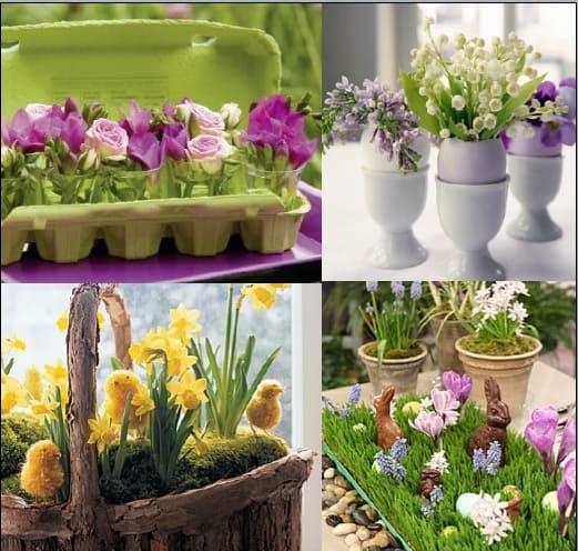 Easter Decor Tips by Joanne V. Brown