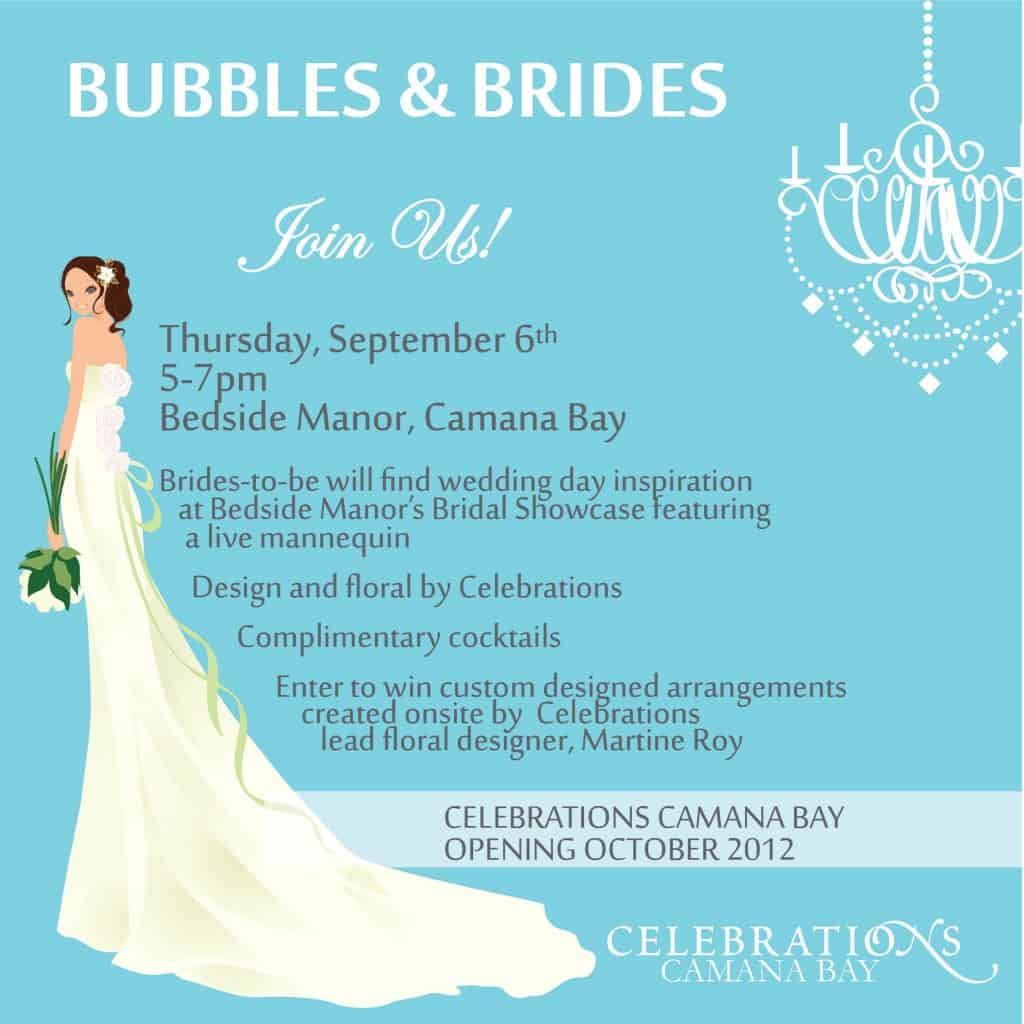 Join Us for Bubbles and Bridal Fun!