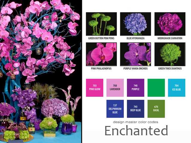 Floral Trends for 2013