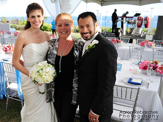 Holly + Carlos = Real Cayman Wedding