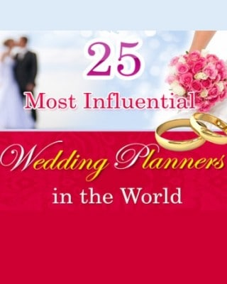 wedding planner's in the world
