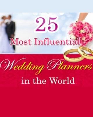 wedding planner's in the world