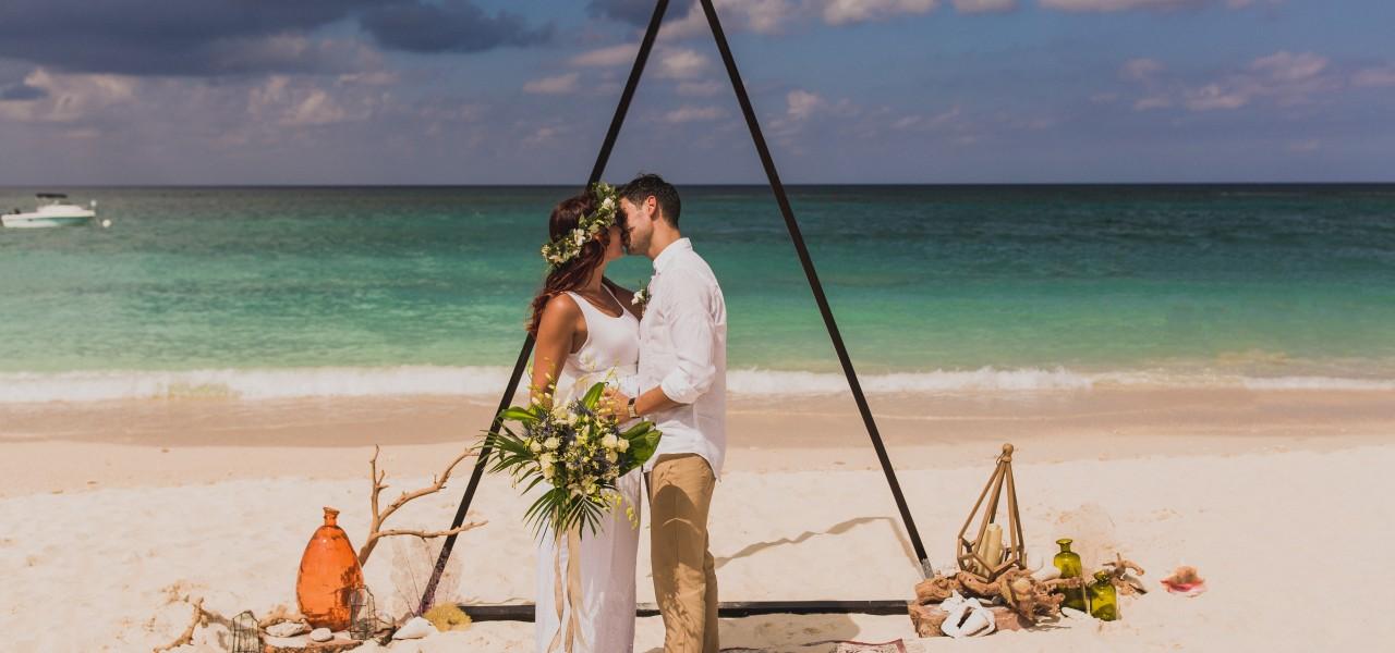 Cayman Islands Grand Cayman Caribbean Wedding