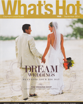 whats hot dream wedding