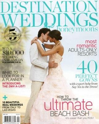 destination weddings honeymoons