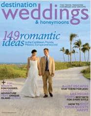 destination weddings & honeymoons