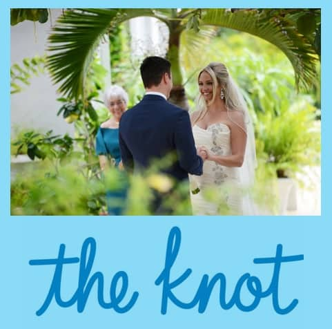 Vibrant Yellow Island Wedding *AS FEATURED BY THE KNOT*