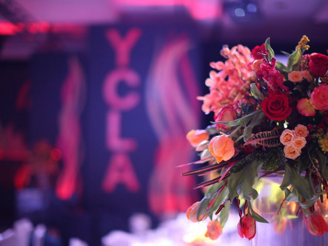 YCLA event