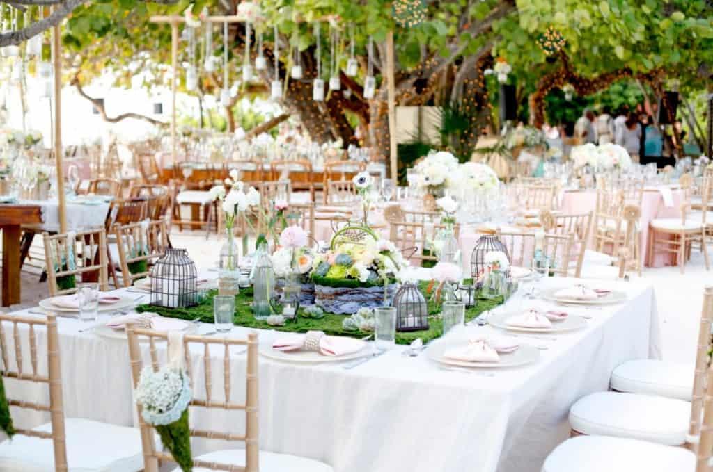 Enchanting Forest Escape: Jason & Courtney's Fairy Tale Wedding