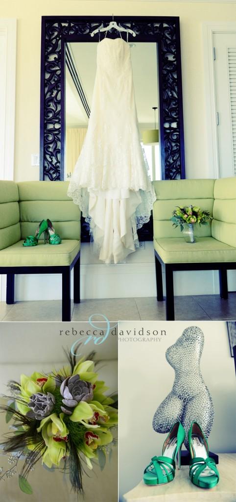 The Modern Destination Bride: Clean Lines & Art Deco-chic