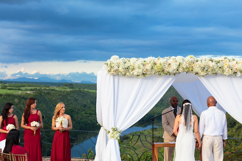 A Dominican Republic Wedding To Remember…