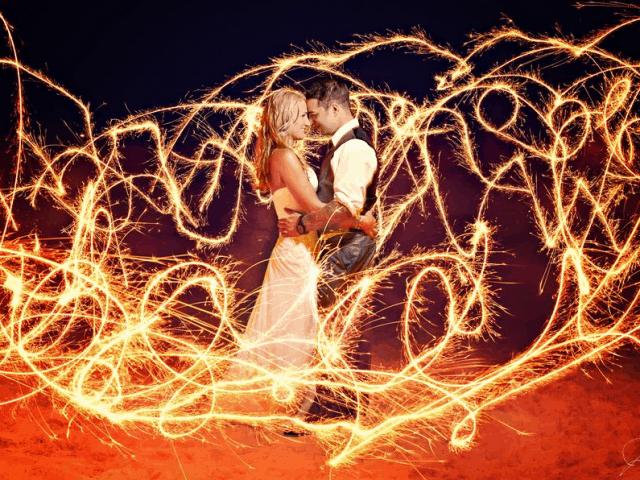 Stylish Cayman Islands Beach Wedding