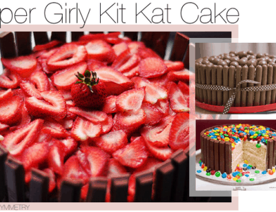 KIT-KAT CAKE FOR YOUR EVENT