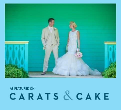 Elegant Cayman Beach Wedding *AS FEATURED ON CARATS & CAKE WEDDING BLOG*