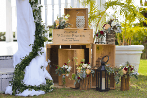A BEAUTIFUL MESSAGE FROM A BEAUTIFUL BRIDE REAL CAYMAN ISLANDS WEDDING