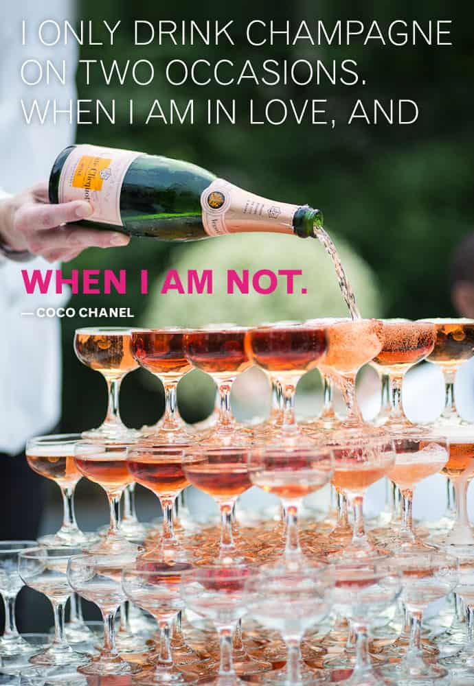 Wedding Champagne for Every Budget: Sparkling wines that please your palate and your pocketbook