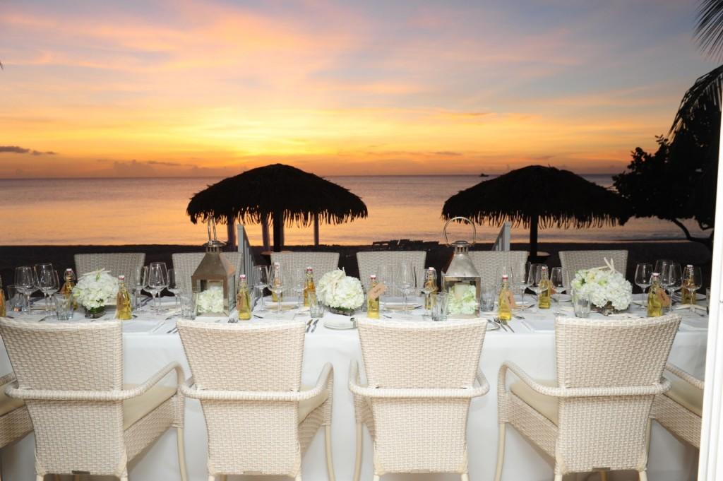 Caribbean Destination Wedding With Italian Flair
