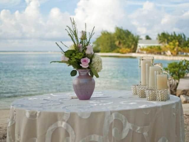 Pink & Lace Wedding