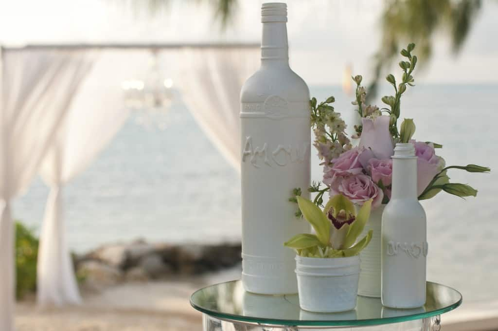 Pink & Lace & The Ocean's Embrace: A Beautiful Cayman Wedding