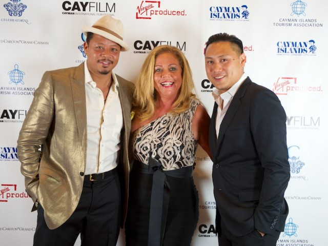 CayFilm Festival With Terrence Howard