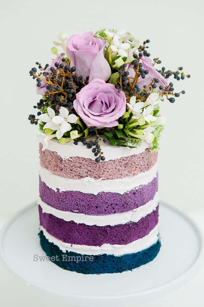 Ten Naked Cakes Were GAGA Over - Celebrations Blog