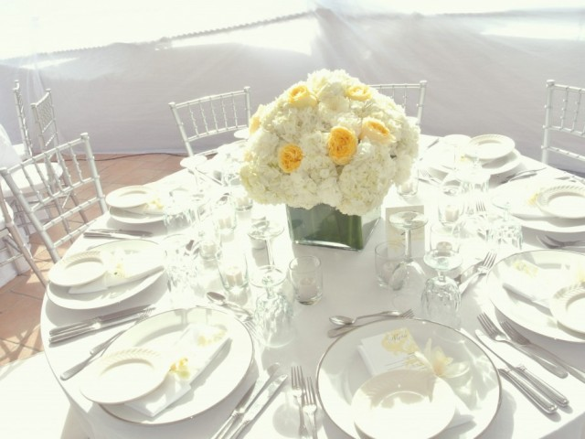 WHITE CAYMAN WEDDING