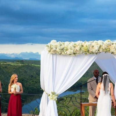 A Dominican Republic Wedding