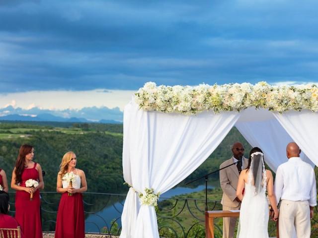 A Dominican Republic Wedding