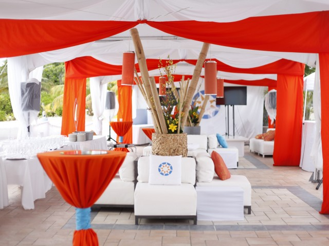 SOL EVENT DECOR AT GRAND OLD HOUSE
