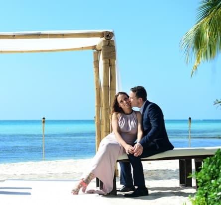 Modern Oceanside Wedding