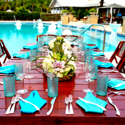 Poolside Ritz Event