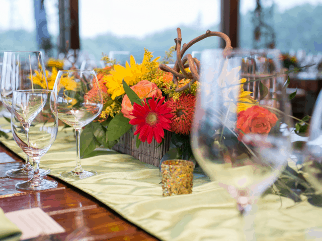 TUSCANY INSPIRED EVENT BY CELEBRATIONS