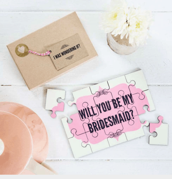 FINALLY! FRESH BRIDESMAID GIFT IDEAS