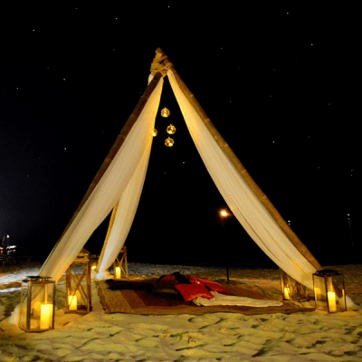 A Celebrations Wedding Teepee Under The Stars