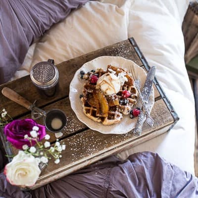 The Perfect Breakfast In Bed For Mother's Day!