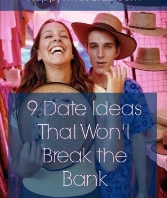 9 Date Ideas That Won't Break the Bank