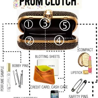 THE ANATOMY OF A PROM CLUTCH
