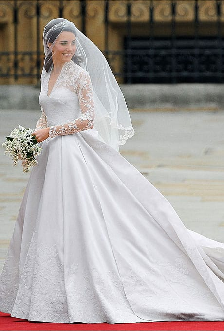 10-Most-Iconic-Brides-Kate-Middleton