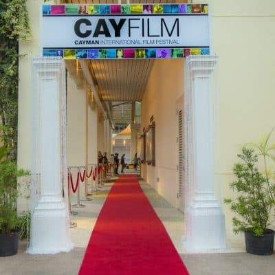 CAYFILM 2015 OPENING GALA IN THE CAYMAN ISLANDS