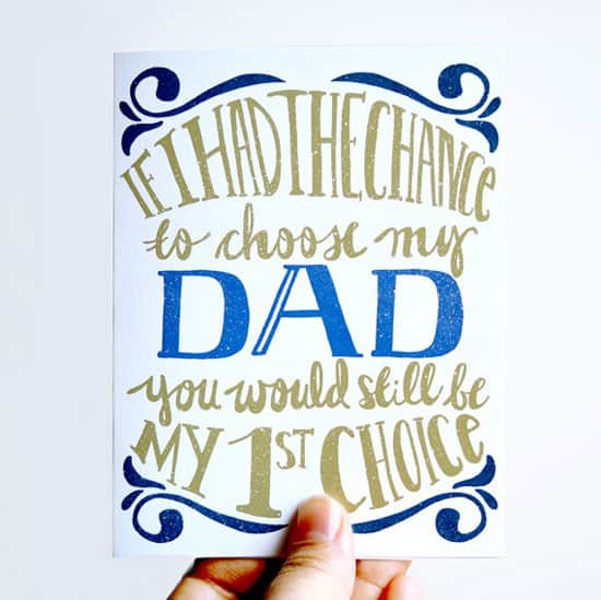 A TOUCHING FATHER'S DAY BLOG POST BY JOHN KINNEAR – DEFINITELY A MUST READ!