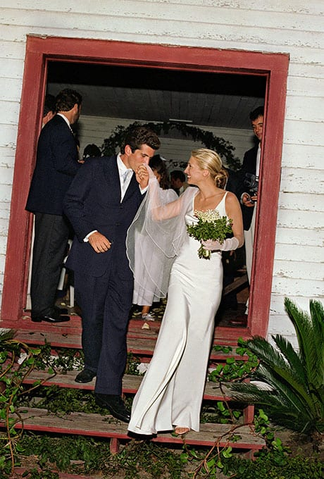 30-Most-Iconic-Brides-Carolyn-Bessette