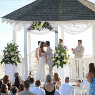 Twinkling Cayman Islands Wedding