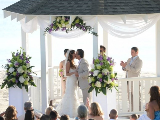 Twinkling Cayman Islands Wedding