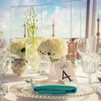 Delicately Pretty Grand Cayman Wedding