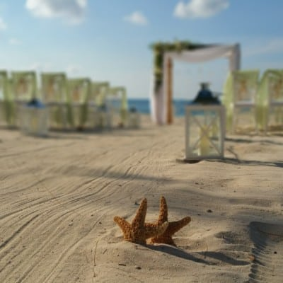 GRAND CAYMAN BEACH WEDDING