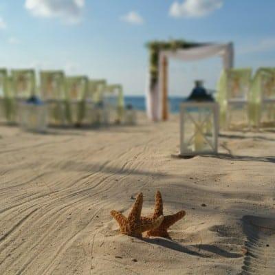GRAND CAYMAN BEACH WEDDING