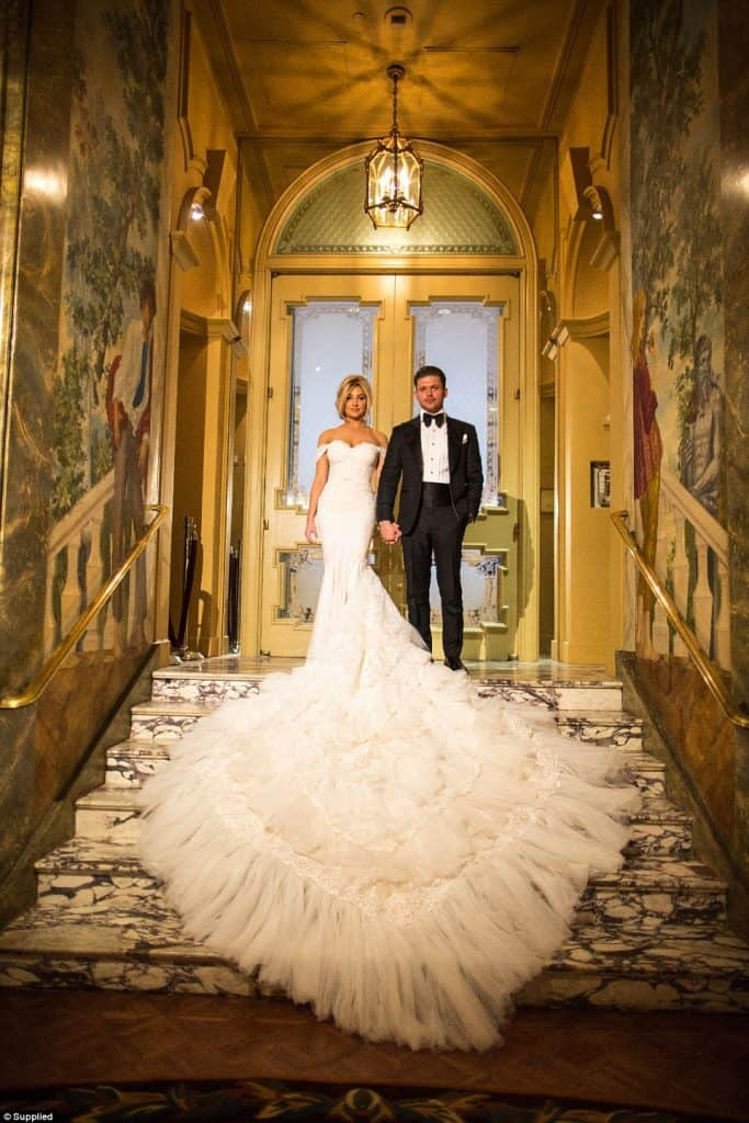 INSIDE THE WORLD'S MOST EXTRAVAGANT WEDDINGS