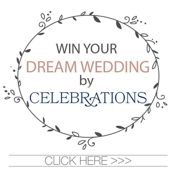 Win A Dream Wedding by Celebrations